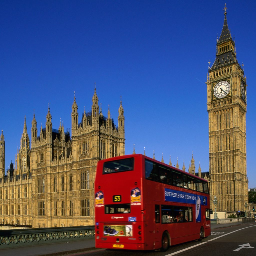 Big Ben and the Houses of Parliament | Freedom Park DFW